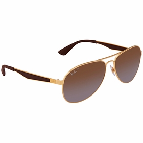 Ray Ban RB3549 001/T5 61 RB3549   Sunglasses