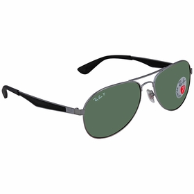 Ray Ban RB3549 004/9A 58 RB3549 Unisex  Sunglasses
