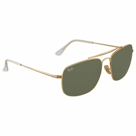 Ray Ban RB3560 001 61 Colonel Unisex  Sunglasses