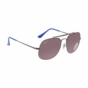Ray Ban RB3561 9106W0 57 General Pop Mens  Sunglasses
