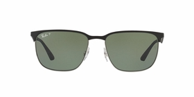 Ray Ban RB3569 90049A 59  Unisex  Sunglasses