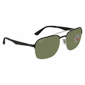 Ray Ban RB3570 90049A 58  Unisex  Sunglasses