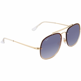 Ray Ban RB3583N 001/X0 58 Blaze   Sunglasses
