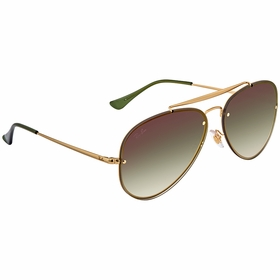 Ray Ban RB3584N 91400R61 Blaze Aviator   Sunglasses
