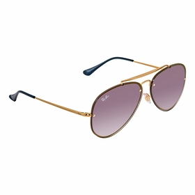 Ray Ban RB3584N 91400S61 Blaze Aviator   Sunglasses