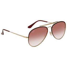 Ray Ban RB3584N 91400T61 Blaze Aviator Unisex  Sunglasses