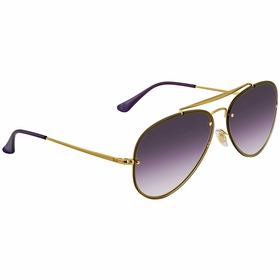 Ray Ban RB3584N 91400U 61 Blaze Avaitor Unisex  Sunglasses