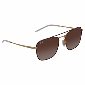 Ray Ban RB3588 905513 55  Unisex  Sunglasses