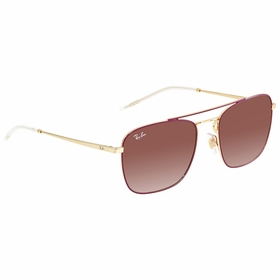 Ray Ban RB3588 9060I8 55 RB3588   Sunglasses