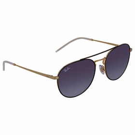 Ray Ban RB3589 90548G 55  Unisex  Sunglasses