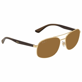 Ray Ban RB3593 001/83 58 RB3593 Mens  Sunglasses