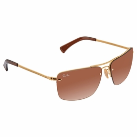 Ray Ban RB3607 001/13 61 RB3607 Unisex  Sunglasses