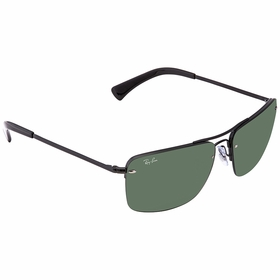 Ray Ban RB3607 002/71 61 RB3607 Unisex  Sunglasses