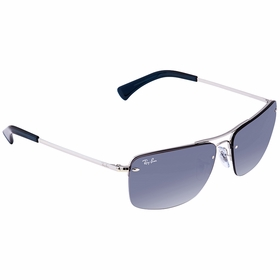 Ray Ban RB3607 91290S 61 RB3607 Unisex  Sunglasses