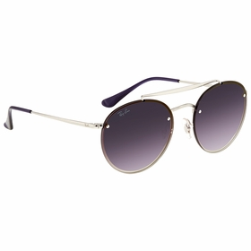 Ray Ban RB3614N 91420U 54 Blaze Round Double Bridge   Sunglasses