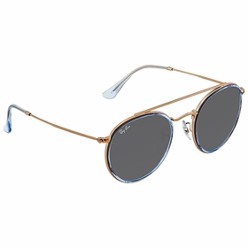 Ray Ban RB3647N 906771 51 Round Double Bridge   Sunglasses