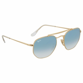 Ray Ban RB3648 001/3F 54 Marshal   Sunglasses