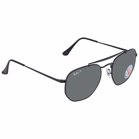 Ray Ban RB3648 002/58 54 Marshal Unisex  Sunglasses