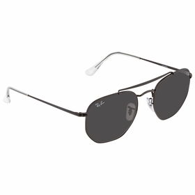 Ray Ban RB3648 002/B1 54 Marshal Unisex  Sunglasses