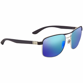 Ray Ban RB3660CH 9091A1 58    Sunglasses