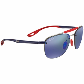 Ray Ban RB3662M F031H0 59  Mens  Sunglasses