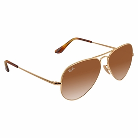 Ray Ban RB3689 914751 58 RB3689 Unisex  Sunglasses