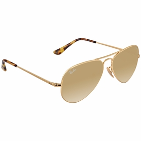 Ray Ban RB3689 9150AC 55 Evolve Unisex  Sunglasses