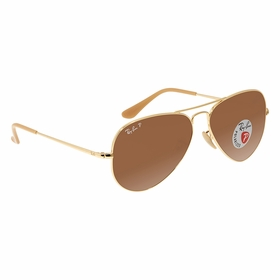 Ray Ban RB368990644758 RB3689 Unisex  Sunglasses