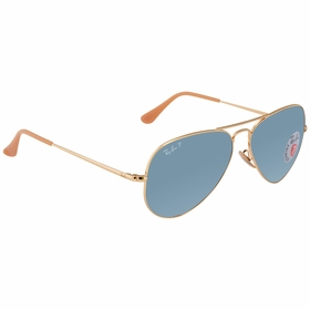 Ray Ban RB36899064S258 RB3689 Unisex  Sunglasses