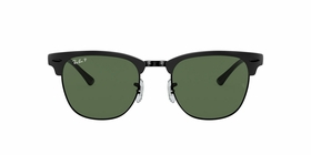 Ray Ban RB3716 186/58 51 Clubmaster Metal Unisex  Sunglasses