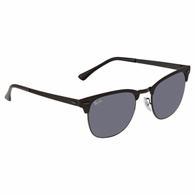 Ray Ban RB3716 186/R5 51 Clubmaster Metal Mens  Sunglasses