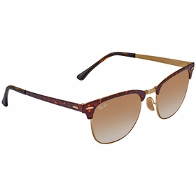 Ray Ban RB3716 90085151 Clubmaster Metal Mens  Sunglasses