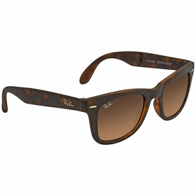 Ray Ban RB4105 894/4350 Wayfarer Folding Mens  Sunglasses