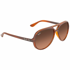 Ray Ban RB4125 820/A5 59 Cats 5000 Unisex  Sunglasses