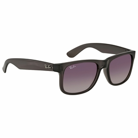 Ray Ban RB4165 606/U0 51 Justin Flash Unisex  Sunglasses