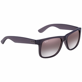 Ray Ban RB4165 606/U0 55 Justin Flash Unisex  Sunglasses