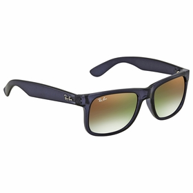 Ray Ban RB4165 6341T0 51 Justin Flash Unisex  Sunglasses