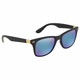 Ray Ban RB4195 631855 52 Wayfarer Liteforce Unisex  Sunglasses