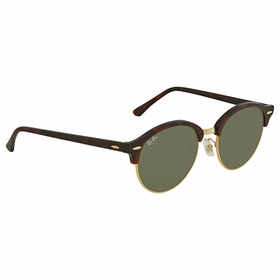 Ray Ban RB4246F 990 53 Clubround Classic Unisex  Sunglasses