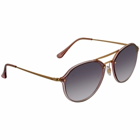 Ray Ban RB4292N 63870U62 Blaze Double Bridge Unisex  Sunglasses