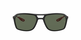 Ray Ban RB4329M F60171 57 Scuderia Ferrari Mens  Sunglasses