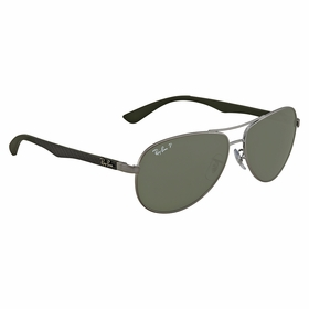 Ray Ban RB8313 004/N5 58 Aviator Carbon Fibre Mens  Sunglasses