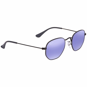 Ray Ban RB9541SN 261/7V 44 Hexagonal Jr. Unisex  Sunglasses