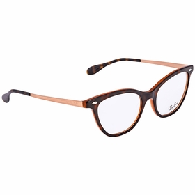Ray Ban RX5360571352 RX5360 Ladies  Eyeglasses