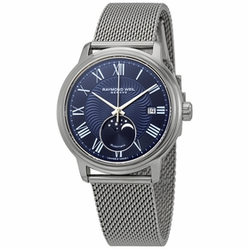 Raymond Weil 2239M-ST-00509 Maestro Mens Automatic Watch