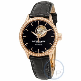 Raymond Weil 2410-C5S-20011 Freelancer Ladies Automatic Watch
