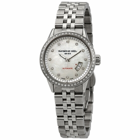 Raymond Weil 2430-STS-97081 Freelancer Ladies Automatic Watch