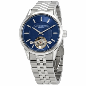 Raymond Weil 2780-ST-50001 Freelancer Mens Automatic Watch