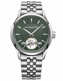 Raymond Weil 2780-ST-52001 Freelancer Mens Automatic Watch