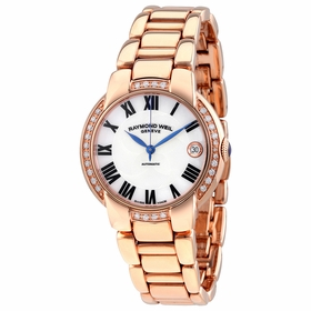 Raymond Weil 2935-P5S-01970 Jasmine Ladies Automatic Watch